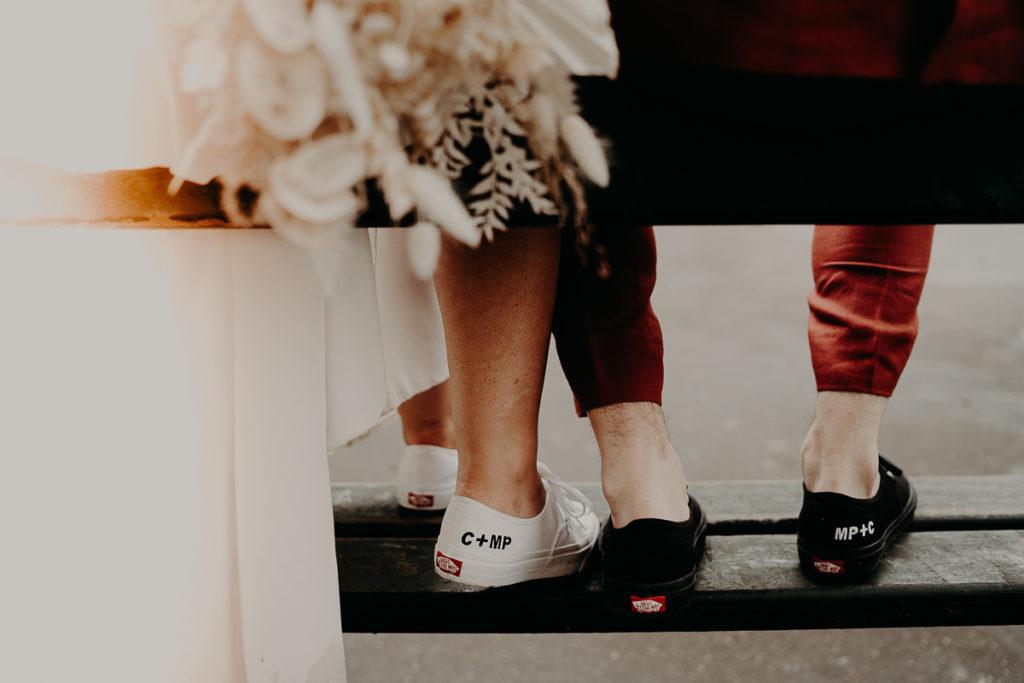 mariage paris urbain boheme 310 1024x683 - Mariage bohème et urbain à Paris